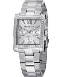 Stuhrling Original - Stuhrling Monaco Watch - Lyst