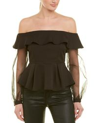 Jealous Tomato - Off-the-shoulder Blouse - Lyst