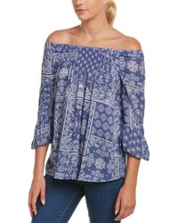 Beach Lunch Lounge - Ellora Top - Lyst