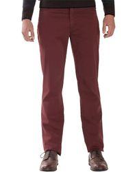 Robert Talbott - Lincoln Garment Dye Stretch Pant - Lyst