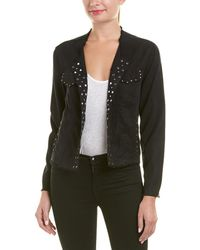 Young Fabulous & Broke - Young Fabulous & Broke Ryder Studded Jacket - Lyst