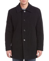 Cole Haan - Signature Wool-blend Coat - Lyst