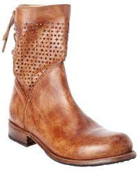 Bed Stu - Bridgewater Leather Bootie - Lyst