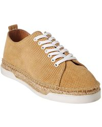 Andre Assous - Shawn Suede Trainer - Lyst