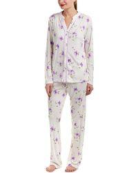 Carole Hochman - 2 Pc Pyjama Set - Lyst