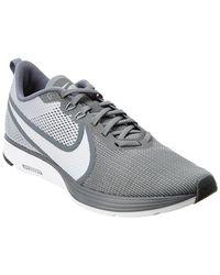 ccac2e3b004 Nike - Zoom Strike 2 Mesh Running Shoe - Lyst