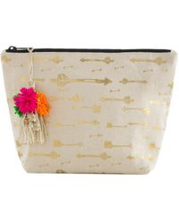 Shiraleah - Arrows Cosmetic Pouch - Lyst