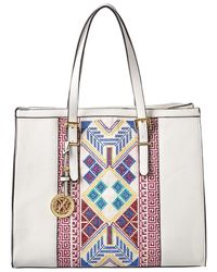 Christian Lacroix Ingrid Vegan Leather Tote
