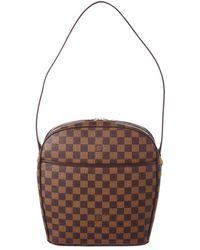 Louis Vuitton - Damier Ebene Canvas Ipanema Gm - Lyst