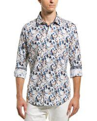 Robert Graham - Abrell Classic Fit Woven Shirt - Lyst