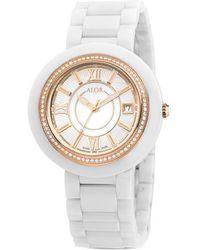 Alor - 37mm Cavo Diamond Watch - Lyst