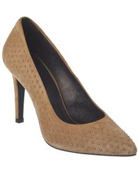 The Kooples - Suede Pump - Lyst