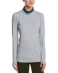New Balance - Stripe Tunic - Lyst