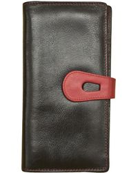 ILI - Leather Ladies Wallet - Lyst