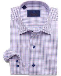 David Donahue - Dress Shirt - Lyst