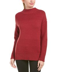 Lafayette 148 New York - Wool-blend Sweater - Lyst