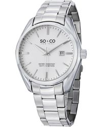 SO & CO - Men's Madison Watch - Lyst