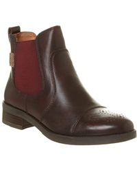 Pikolinos - Stratford Leather Ankle Boot - Lyst