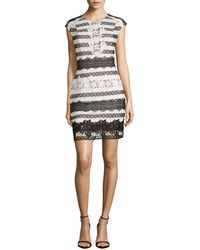Sachin & Babi - Sachin & Babi Rossa Sheath Dress - Lyst
