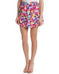 Alice & Trixie - Silk Skirt - Lyst