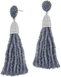 Gottex - Crystal Drop Earrings - Lyst