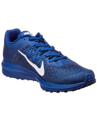 Nike - Airzoom Winflo 5 Mesh Trainer - Lyst