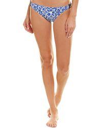 Nanette Lepore - Talavera Vamp Bikini Bottom - Lyst