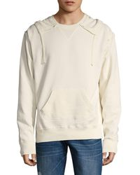 Maison Margiela - Hooded Sweater - Lyst