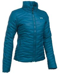 Under Armour - Women's Coldgear Reactor Jacket - Lyst