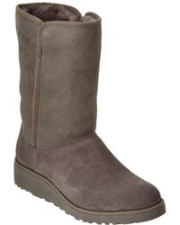 UGG - Amie Water-resistant Twinface Sheepskin Boot - Lyst
