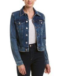 Hudson Jeans - Denim Jacket - Lyst