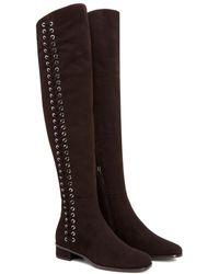 Aquatalia - Lucrezia Waterproof Suede Over-the-knee Boot - Lyst