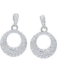 Nephora - 14k 1.16 Ct. Tw. Diamond Earrings - Lyst