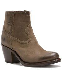 Frye - Lillian Western Boot - Lyst