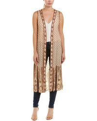 Haute Hippie - Love And Other Disabilities Vest - Lyst