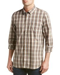 Victorinox - Swiss Army Yankee Standard Fit Woven Shirt - Lyst