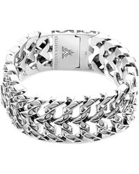 Stephen Webster - Men's Silver Bracelet - Lyst