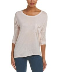 Lamade - Dropped-shoulder Top - Lyst