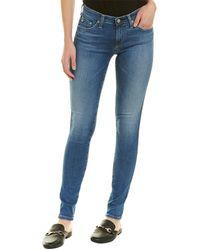 AG Jeans - The Legging 18 Years Heart Breaker Super Skinny Leg - Lyst