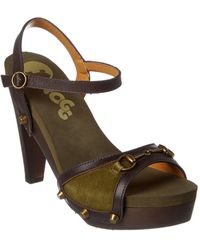 Flogg - Stacy Leather Sandal - Lyst