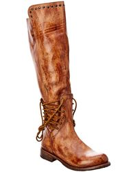 Bed Stu - Loxley Leather Boot - Lyst