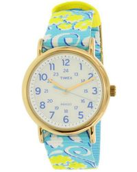 Timex - Nylon Watch - Lyst