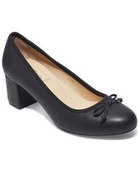 Me Too - Lily Leather Pump - Lyst