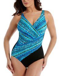 2c212cb044efe Lyst - Miraclesuit Swimwear, Bikinis & Swimsuits Online Sale