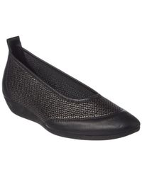 Arche - Oneo Leather Flat - Lyst