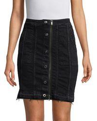 DL1961 - Poppy Skirt - Lyst