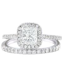 Diana M. Jewels - . Fine Jewellery 14k 1.50 Ct. Tw. Diamond Ring - Lyst