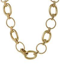 Cartier - Cartier 18k Necklace - Lyst