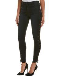 J Brand - Maria Hex High-rise Skinny Leg - Lyst