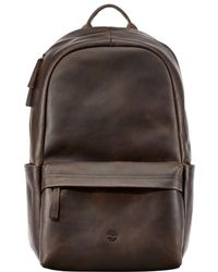 e1341a1697 Timberland - Tuckerman Genuine Leather Backpack - Lyst